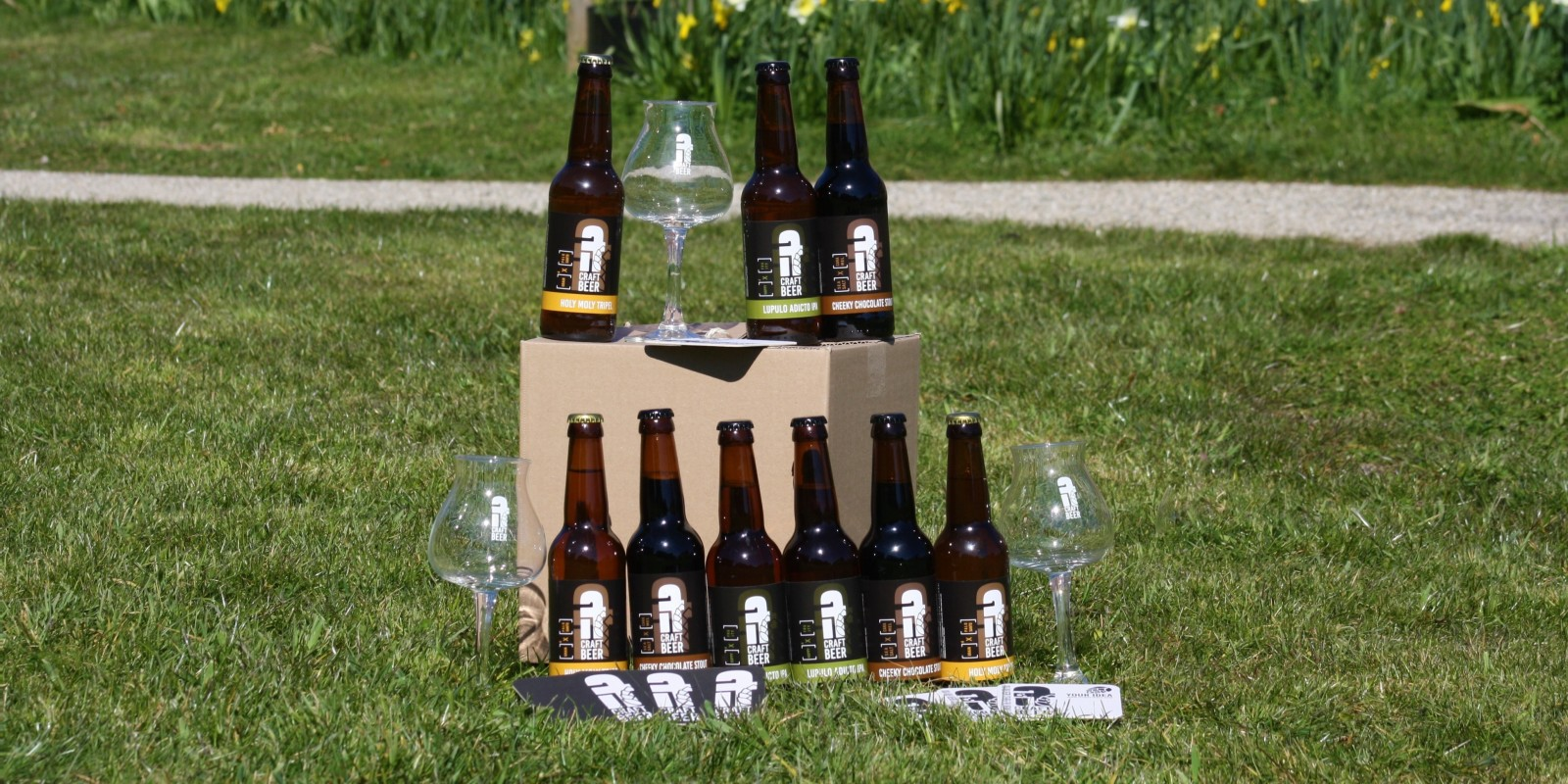 Order your own IF Craft Beer Box now!